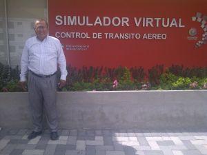 Simulador virtual TAME